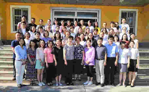 Angel Education Service Team Opens 2019 Xinjiang Public Welfare Teaching Activities